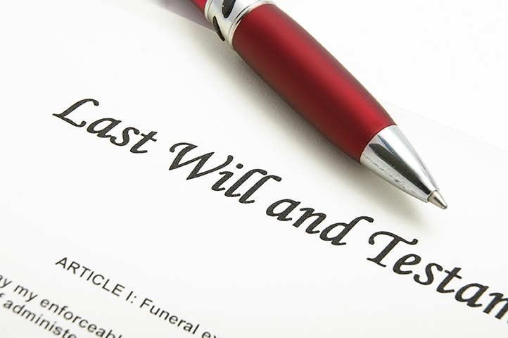 The Importance of a Will - Sher & Associates P C  Attorneys