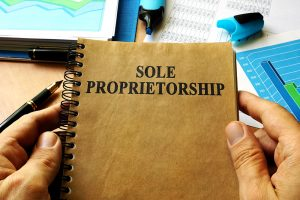 Sole Proprietorship is a form of business you can set up. Sher & Associates can assist you in deciding what is the right business entity for your business.